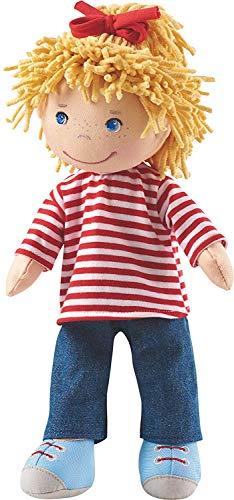 Haba 302642 - Puppe Conni, 30 cm, hübsche Weich- und Stoffpuppe der beliebten Conni-Figur ab 18 Monaten, mit hübscher Kleidung, perfektes Geschenk für alle Conni-Fans