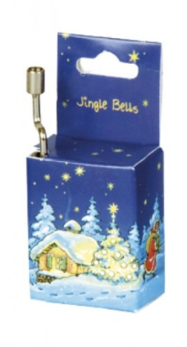 Fridolin 59454 Spieluhr Jingle Bells