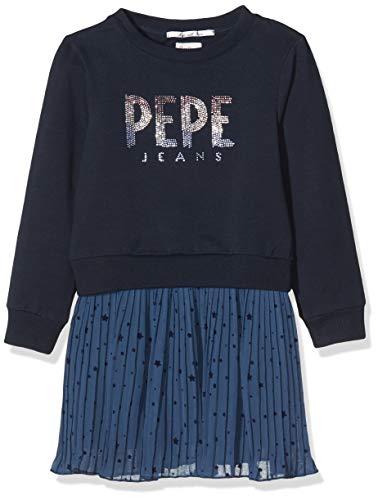 Pepe Jeans Tilda Vestido, Multicolor (Multi 0AA), 15-16 años (Talla del Fabricante: 16Y/176) para Niñas
