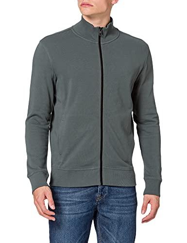 BOSS Herren Zkybox 1 Sweatshirt, Dark Green301, XXL