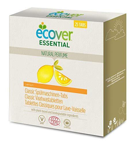 Ecover Essential Classic Spülmaschinen-Tabs Zitrone, 1,4 kg