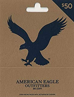 American Eagle Refresh Gift Card $50