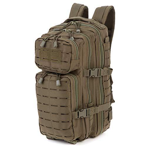 AB Sac à Dos Robuste américain Assault I Laser 28 litres (Petite/Olive)