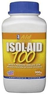 Isol-Aid 100 Proteina Isolada Fresa 900 gr de Just Aid