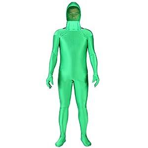 Neewer Photo Video Chromakey Green Suit Green Screen Chroma Key Body Suit for Photo Video Invisible Effect