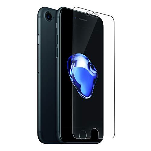 Pelicula de vidro premium para iPhone 7/8/SE 2a. geração, transparente, proteção de superfície oleofóbica e hidrofóbica, alta transparência, resistente a riscos e pequenas quedas, GLIP7T, Geonav