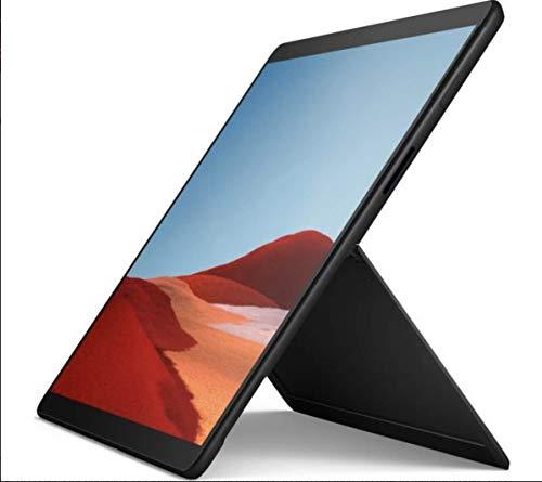 "Microsoft Surface Pro X Tablet, Microsoft SQ1 Processor, 8GB RAM, 128GB SSD, 13"" PixelSense Display, Black"
