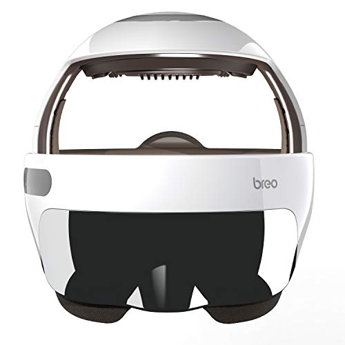 Breo iDream5s Electric Head Massager, Eye & Neck...