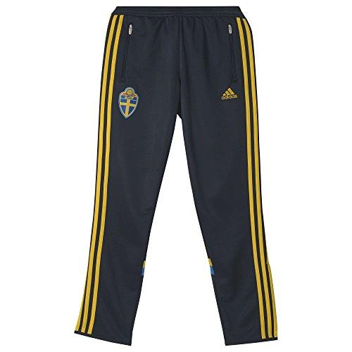 Adidas Zweden joggingbroek (maat 164) D83803 blauw SVENSKA SVFF TRG PNT Y