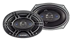 6 x 9-Inch 450W 4-Way Coaxial Car Audio Speaker Made of the highest technical quality to ensure maximum reliability and durability High-quality polypropylene woofer cone, a butyl rubber surround with Mylar dome tweeter, and ceramic magnet MAX power h...
