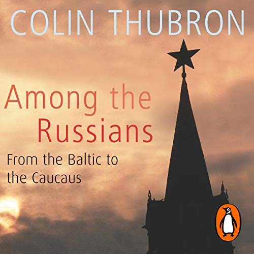 Among the Russians audiobook cover art