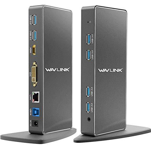 Wavlink USB 3.0 Dual Display Doc...