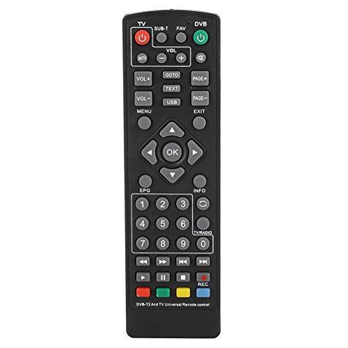 Universal-Fernbedienung als Ersatz für DVB-T2 STB Set Top Box