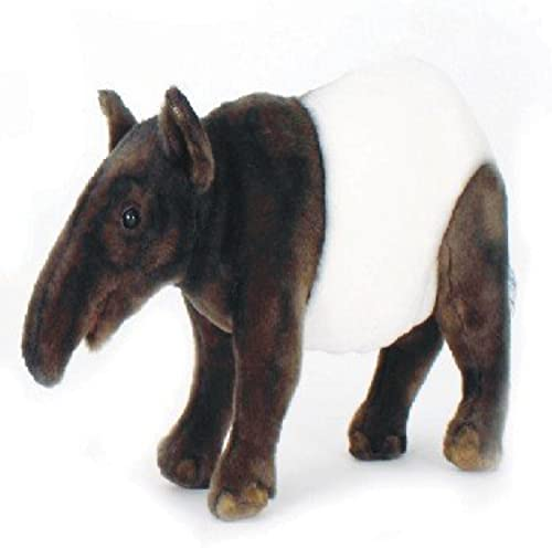 Tapir Toy Reproduction By Hansa, 14'' Long -Affordable Gift for your Little One  Item  DHAN-5122 by Hansa