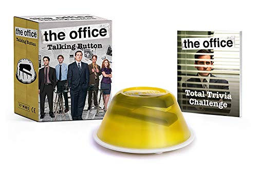 The Office: Talking Button (RP Minis)