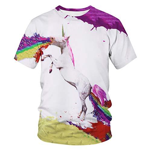 SSBZYES Camiseta para Hombre Camiseta De Verano De Talla Grande para Hombre Camiseta De Cuello Redondo para Hombre Camiseta De Manga Corta Estampada Camiseta Deportiva De Manga Corta para Hombre