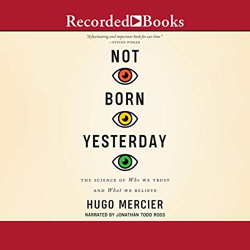 Couverture de Not Born Yesterday