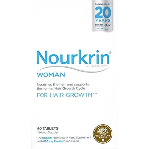 Nourkrin Woman Hair Growth Capsules 60 per pack