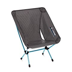 Featherweight, compact camping and backpacking chair weighs just 1.2 pounds and packs smaller than a bottle of water (measures 4 x 4 x 13.5 inches packed) Chair frame is constructed from advanced proprietary aluminum alloy to provide maximum strength...
