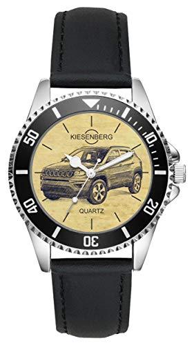 Regalo Jeep Compass Fan Conductor Kiesenberg Reloj L-6288