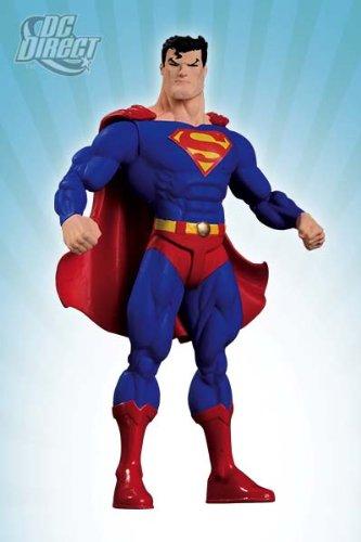 DC JLA CLASSIC SERIES 1 SUPERMAN ACTION FIGURE