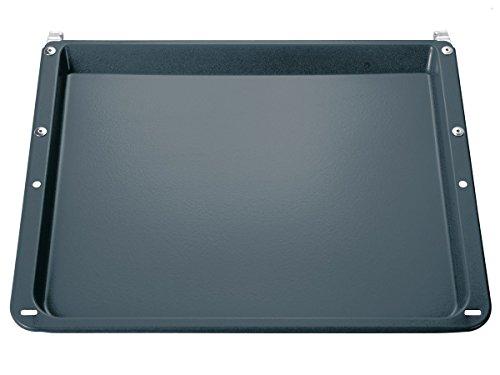 Bosch HEZ341000 Backofen- und Herdzubehör/Emailliertes Backblech für Kuchen, Plätzchen, Brot, Brötchen, Hefezopf und Stollen