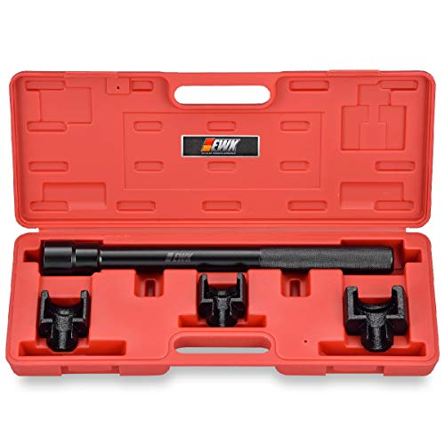 EWK 4 Pcs Inner Tie Rod Removal Tool Kit for Honda Ford Chrysler GM