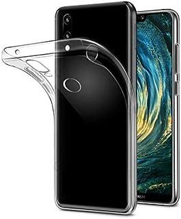 Huawei Nova 3e / P20 Lite TPU Silicone Back Case For Nova 3e / P20 Lite Clear Cover By Muzz