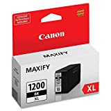 Canon PGI-1200XL Pigment Black Ink Tank Compatible to MB2120, MB2720, B2020, MB2320