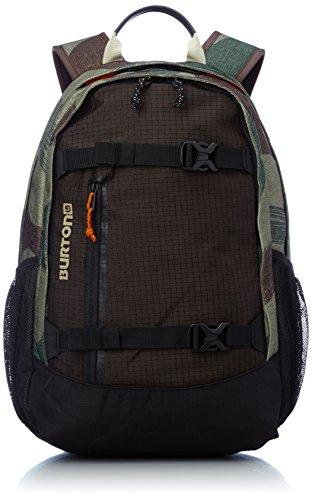 Burton Unisex Daypack Dayhiker, denison camo, 33 x 16 x 48cm, 25 liter, 15286100898