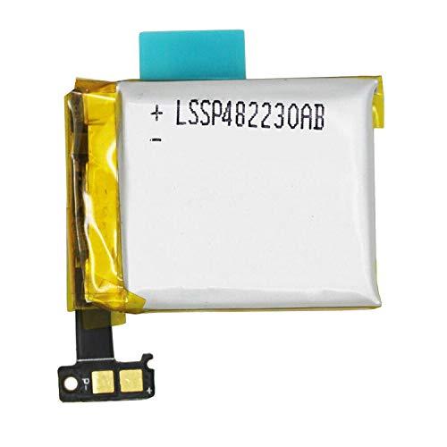 Backupower Ersatz LSSP482230AB Akku Batterie Kompatibel mit Samsung Gear 1,SM-V700 B030FE, GH43-03992A, SP48223+Tools