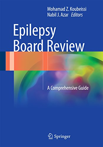 Epilepsy Board Review: A Comprehensive Guide (English Edition)