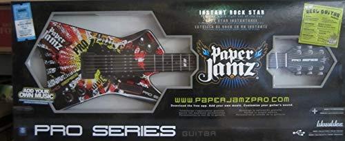 Paper Jamz Pro Guitar Series - Style 1