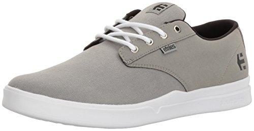 Etnies Jameson Sc Skateboard-Schuh für Herren, Grau/Schwarz/Weiß, 41.5 EU