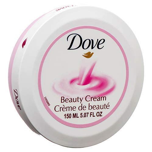 Dove Moisturizing Beauty Cream | Daily Skin and Face Moisturizer for Extremely Dry Skin Providing Dove Skin Care Nourishment and Leaving You with Soft, Smooth, and Beautiful Skin; - 5.07 Fluid Ounces
