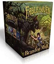 Fablehaven Complete Set (Boxed Set) by Brandon Mull (Oct 4 2011)