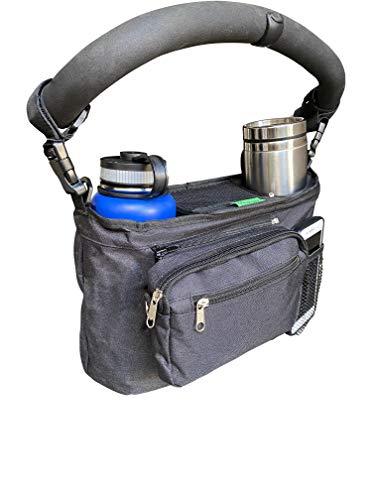 Booyah Stroller Detachable, Non Slip, Insulated Organizer Cup Holder fits...