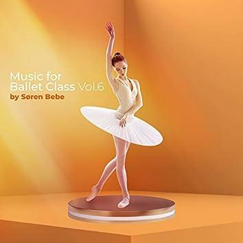Music for ballet class, vol. 6