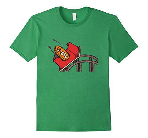 Funny Bitcoin Rollercoaster T-Shirt   Cryptocurrency Tee