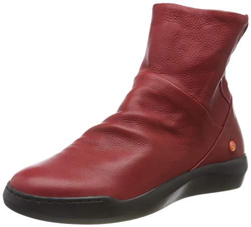 Softinos Damen BLER550SOF Stiefeletten, Rot (Red 002), 38 EU