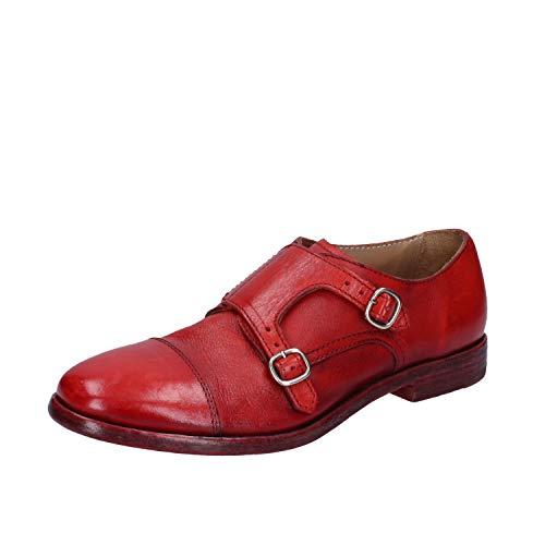 MOMA Elegante Schuhe Damen Leder rot 37 EU