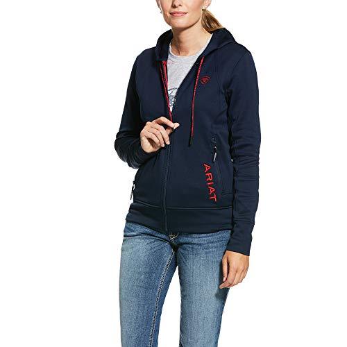 Damen Sweatjacke Keats team XL
