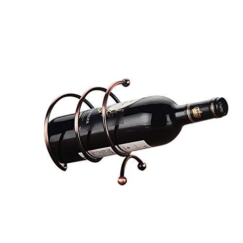 kuaetily Weinflaschenhalter, Modernes minimalistisches Weinhalter, Piratenschiff Weinregal,Feder Weinregal,europäisches Design Weinregal Kreativer Weinständer als Gesckenk,Weinnachten Deko