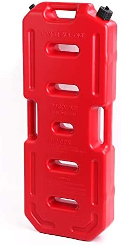 WINTOOLS 20 L 5 28 Gallon Gasoline Pack Gas Container Fuel Can Red product image