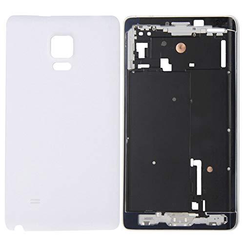 Ypshell Reemplazo completo de cubierta (Placa de bisel de marco LCD de panel frontal Reemplazo de cubierta posterior de batería) for SAMSUNG Para Galaxy Note Edge / N915 Reparación de la contraportada
