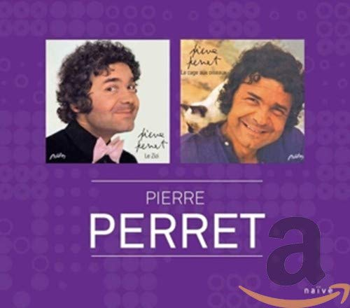 Coffret Pierre Perret (Le Zizi + la Cage aux Oiseaux)