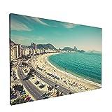 PATINISA Dekorative Malerei,Copacabana Strand und