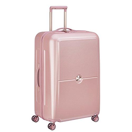 DELSEY PARIS Turenne Suitcase. 70 cm. 81.2 liters. Pink (pivoine)