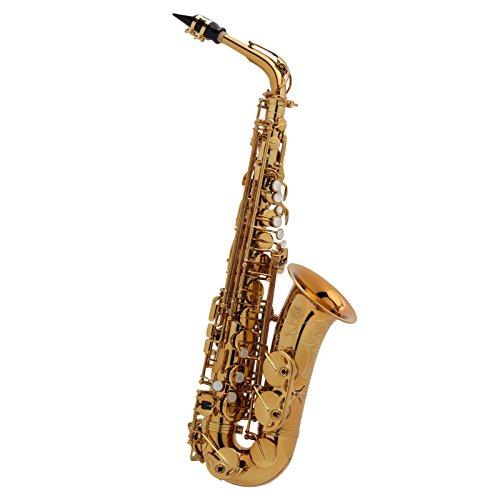 SE-AR Saxofón Alto Référence lacado dorado oscuro
