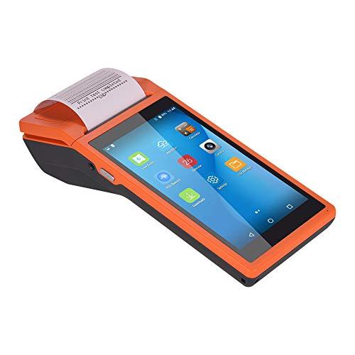 Aibecy Stampante PDA multifunzione palmare Terminale POS intelligente Stampanti portatili wireless Terminale intelligente Funzione BT/WiFi/USB Comunicazione OTG / 3G